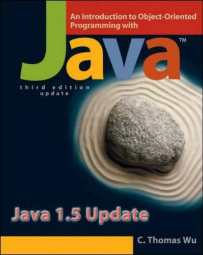 9780073043913: An Introduction to Object-Oriented Programming with Java 1.5 Update