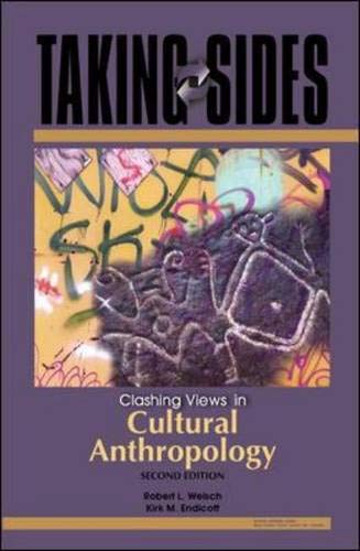 9780073043968: Taking Sides: Clashing Views in Cultural Anthropology