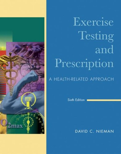 9780073044743: Exercise Testing & Prescription