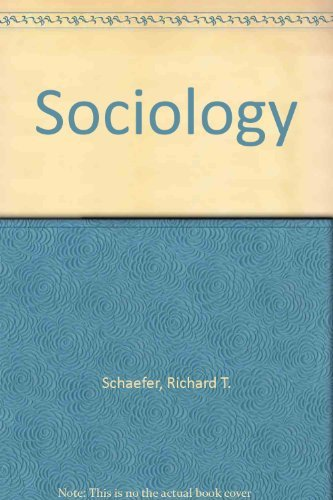 Sociology (9780073045641) by [???]