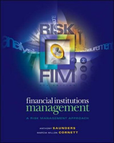 9780073046679: Financial Institutions Management+Standard & Poor's+Ethics in Finance Powerweb: A Risk Management Approach: With Standard and Poor's and Ethics in ... Series in Finance, Insurance and Real Estate)
