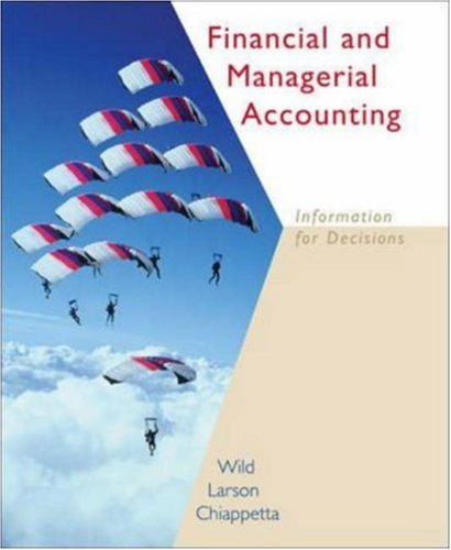 9780073046846: MP Financial and Managerial Accounting w/ Krispy Kreme Annual Report/Net Tutor/Power Web/Topic Tackler