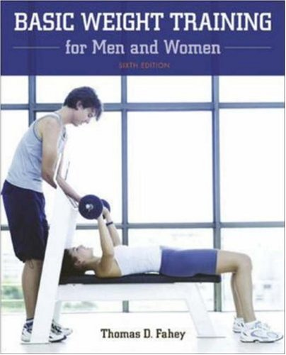 9780073046884: Basic Weight Training for Men and Women