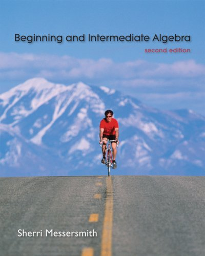 9780073047751: Beginning and Intermediate Algebra