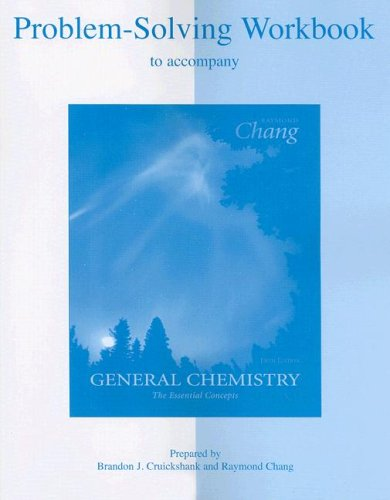 9780073048529: Problem-Solving Workbook with Solutions for use with General Chemistry