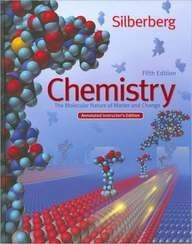 9780073048628: Chemistry: Instructor's Edition: The Molecular Nature of Matter and Change
