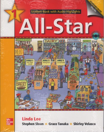 All Star 1: Student Book, Workbook and CD Package - Linda Lee