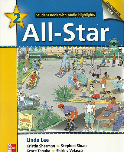 9780073048734: All Star 2: Package with Student Book and Audio Highlights CD