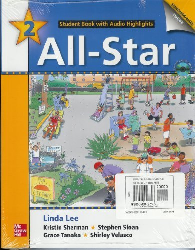 9780073048758: All Star 2: Package with Student Book, Workbook and CD