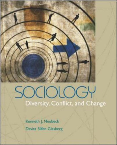 9780073049069: Sociology: Diversity, Conflict, and Change, with PowerWeb