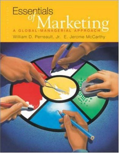 9780073049229: Essentials of Marketing (Student Package #1) w/ Applications in Basic Marketing 2004-05 (No. 1)