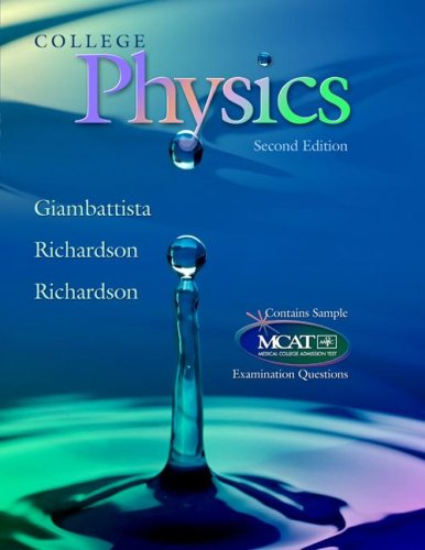 9780073049557: College Physics, 2nd Edition, Vol. 2