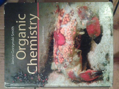 9780073049861: Organic Chemistry