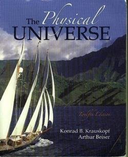 9780073050102: The Physical Universe