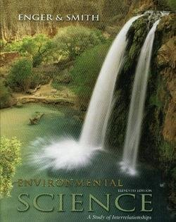 9780073050287: Environmental Science: A Study of Interrelationships