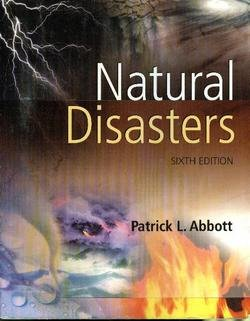 9780073050348: Natural Disasters