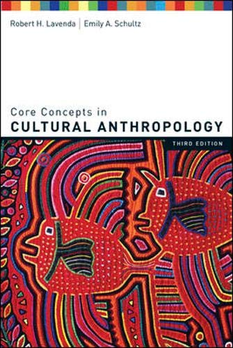 9780073050454: Core Concepts in Cultural Anthropology