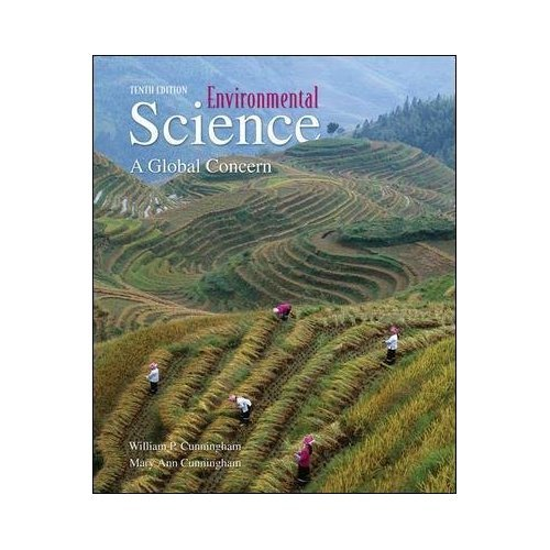 9780073051383: Environmental Science: A Global Concern