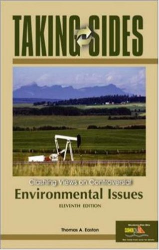 9780073051406: Taking Sides: Environmental Issues