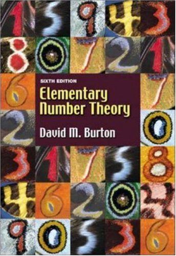 9780073051888: Elementary Number Theory
