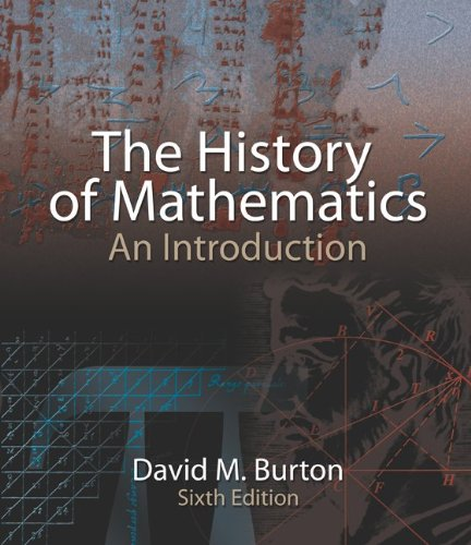 9780073051895: The History of Mathematics: An Introduction