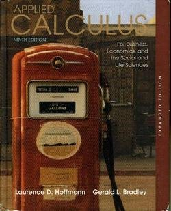9780073051925: Applied Calculus for Business, Economics, and the Social and Life Sciences, Expanded Edition