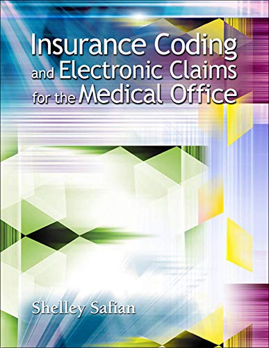 9780073053073: Insurance Coding and Electronic Claims for the Medical Office