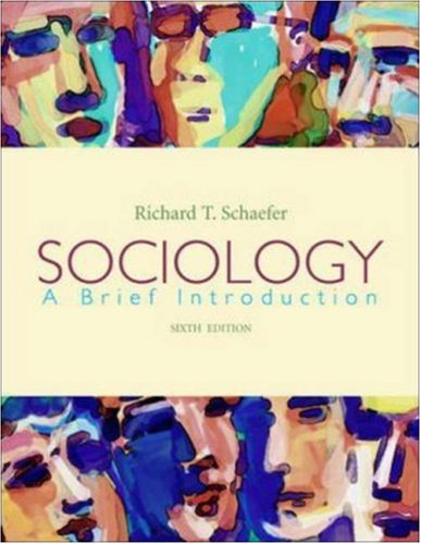 9780073053127: Sociology : A Brief Introduction (6th Edition)