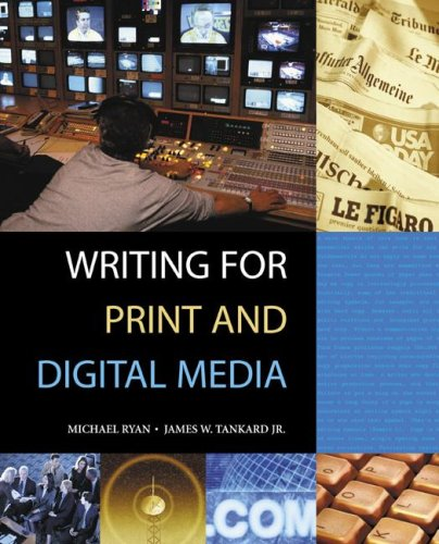 9780073053134: Writing for Print and Digital Media with Online Learning Center and Powerweb