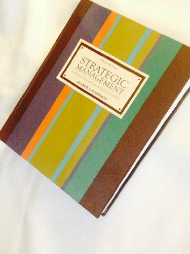 9780073054223: Strategic Management: Formulation, Implementation, and Control