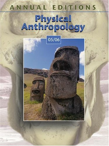 9780073079080: Annual Editions: Physical Anthropology 05/06