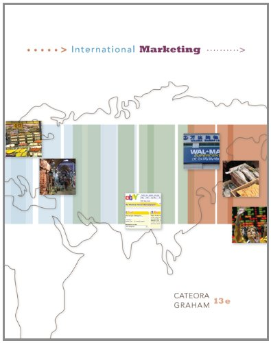 9780073080062: International Marketing (MCGRAW HILL/IRWIN SERIES IN MARKETING)