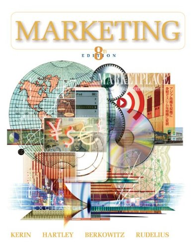 Marketing w/ PowerWeb (Mcgraw Hill/Irwin Series in: Roger A. Kerin,