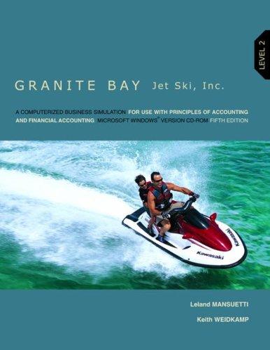 9780073080161: Granite Bay Jet Ski, Level 2, MP w/CD-ROM