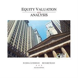 9780073100265: Equity Valuation and Analysis