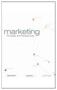 9780073101200: Marketing: Principles and Perspectives