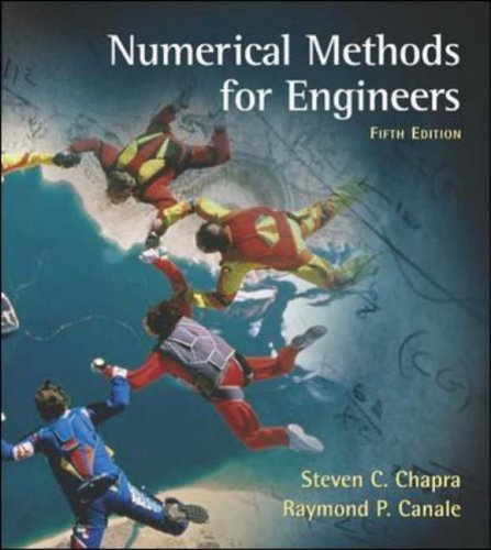9780073101569: Numerical Methods for Engineers