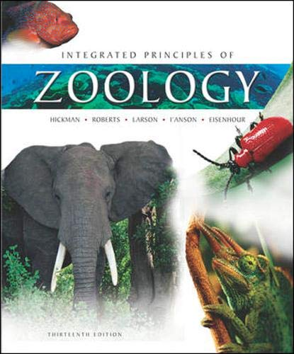 9780073101743: Integrated Principles of Zoology