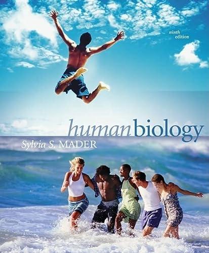 9780073101767: Human Biology