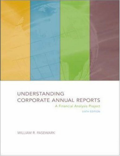 9780073101811: Understanding Corporate Annual Reports