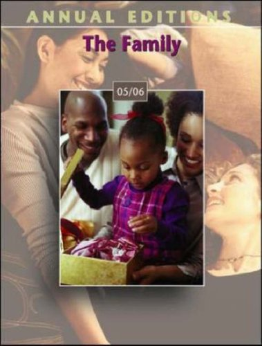 9780073101989: Annual Editions: The Family 05/06 (Annual Editions: Family)