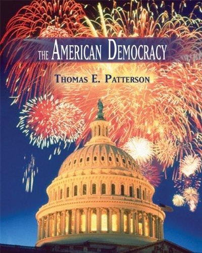 9780073103495: The American Democracy