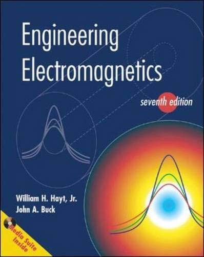 9780073104638: Engineering Electromagnetics with CD (McGraw-Hill Series in Electrical Engineering)