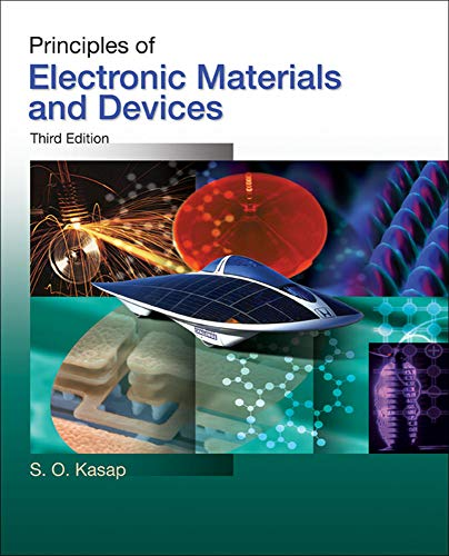 9780073104645: Principles of Electronic Materials and Devices (Irwin Electronics & Computer Enginering)
