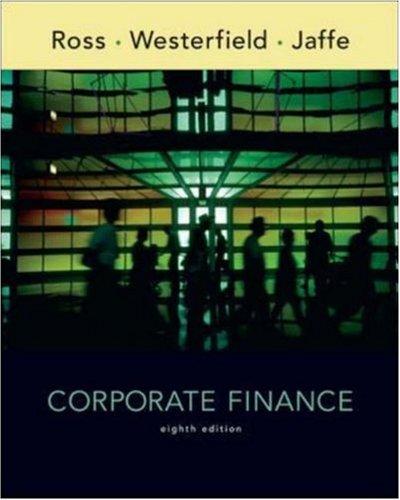 9780073105901: Corporate Finance