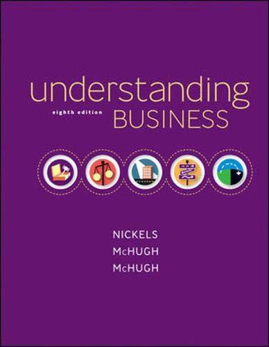 9780073105970: Understanding Business