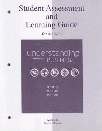 Student Sg Understanding Business: Barbara Barrett