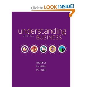 9780073106090: Understanding Business (Eighth Edition)