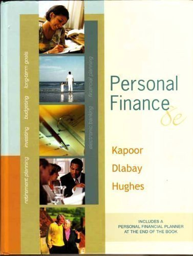 9780073106717: Personal Finance (Mcgraw-hill/irwin Series in Finance, Insurance, And Real Estate)