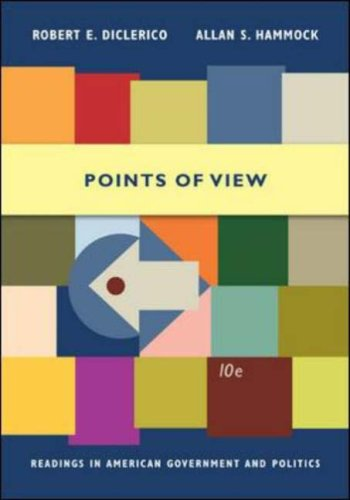 9780073106816: Points of View: Readings in American Government and Politics